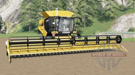 Claas Lexioᵰ 760 pour Farming Simulator 2017