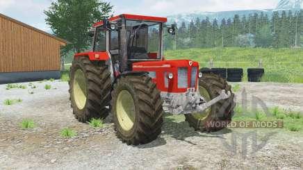 Schluter Compact 1350 TV6 für Farming Simulator 2013