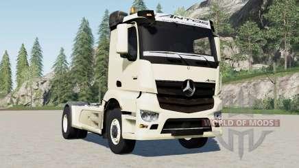 Mercedes-Benz Antos 324ⴝ für Farming Simulator 2017
