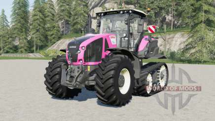Claas Axion 930 & 960 Terra Traƈ für Farming Simulator 2017