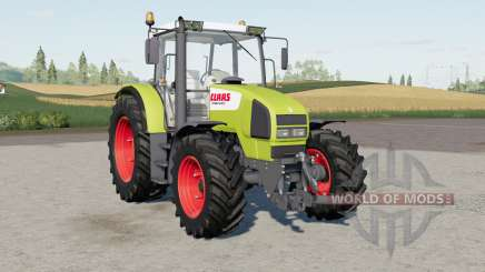 Claas Ares 616 RƵ für Farming Simulator 2017
