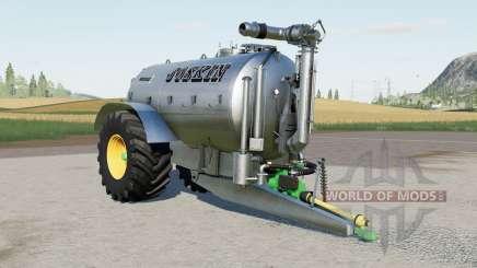 Joskin Modulo2 8400 ME pour Farming Simulator 2017