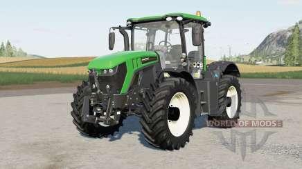JCB Fastrac Ꝝ000 pour Farming Simulator 2017