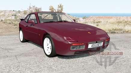 Porsche 944 Turbo S 1988 pour BeamNG Drive