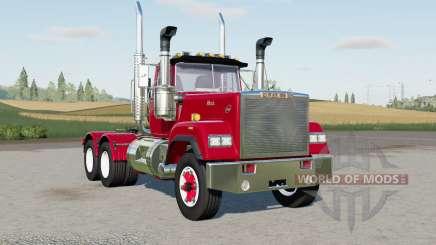 Mack Super-Liner Jour Caꞗ pour Farming Simulator 2017