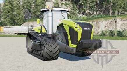 Claas Xerion 5000 trackeᵭ für Farming Simulator 2017