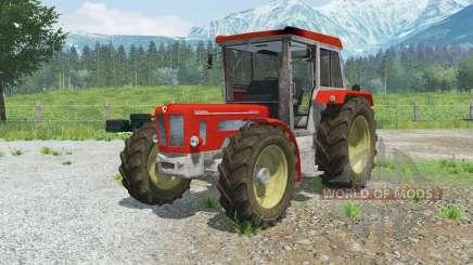 Schluter Super 1250 VⱢ pour Farming Simulator 2013