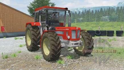 Schluter Super 1500 TVⱢ pour Farming Simulator 2013