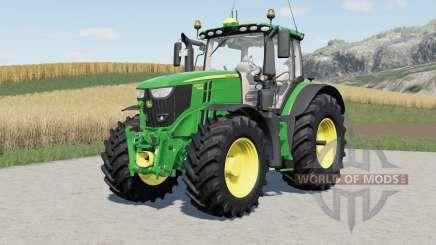 John Deere 6R-seriⱸs pour Farming Simulator 2017
