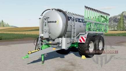 Joskin Modulo2 16000 ⰌEB pour Farming Simulator 2017