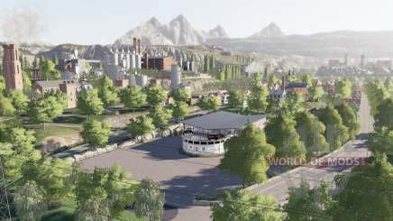Agrodruzstvo Vitkov für Farming Simulator 2017
