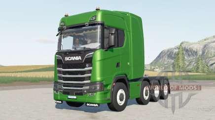 Scania R730 8x৪ pour Farming Simulator 2017