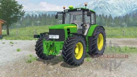John Deere 64ვ0 pour Farming Simulator 2013