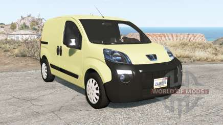 Peugeot Bipper 2008 pour BeamNG Drive