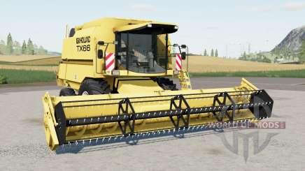 New Holland TX66 für Farming Simulator 2017