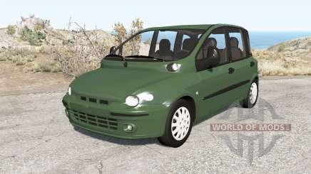 Fiat Multipla (186) 2004 für BeamNG Drive
