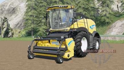 New Holland FꞦ780 pour Farming Simulator 2017