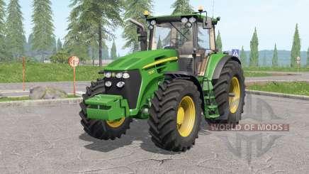 John Deere 7030-serieᵴ pour Farming Simulator 2017