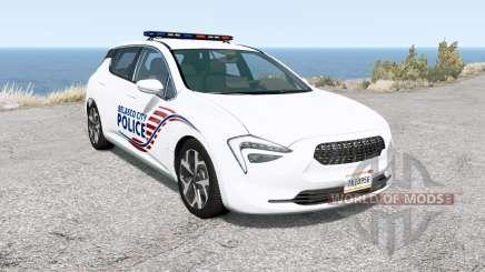Cherrier FCV Belasco City Police v1.2.2 pour BeamNG Drive