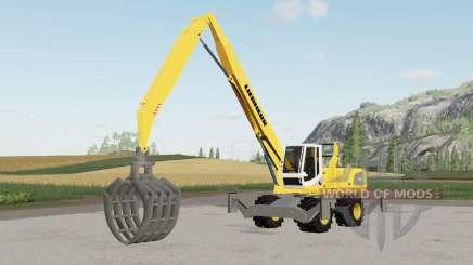 Liebherr LH 40 für Farming Simulator 2017