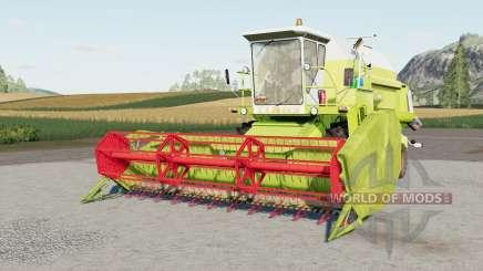 Claas Dominatoᵲ 106 für Farming Simulator 2017