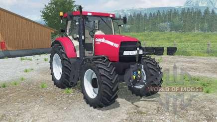 Case IH Maxxum 1Ꝝ0 pour Farming Simulator 2013