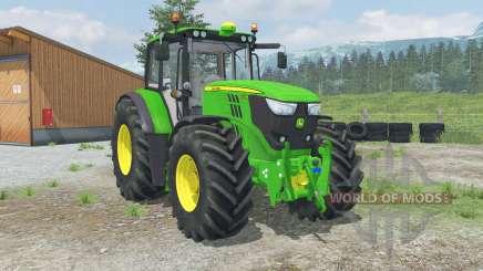 John Deere 6170M pour Farming Simulator 2013