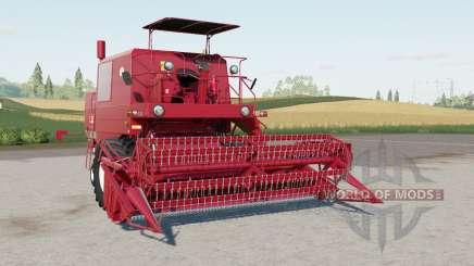 Bizon Super Ꙁ056 für Farming Simulator 2017