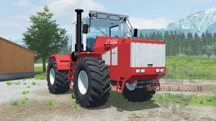 Kirovets K-744Р1 pour Farming Simulator 2013