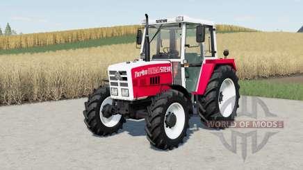 Steyr 8080A & 8090A Turbꝺ pour Farming Simulator 2017