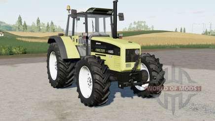 Hurlimann H-6165 Master v1.1 für Farming Simulator 2017