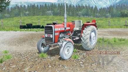 Massey Ferguson 25ƽ pour Farming Simulator 2013