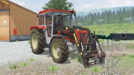 Schluter Super 1050 Ꝟ pour Farming Simulator 2013