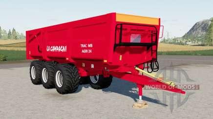 La Campagne 76-32 für Farming Simulator 2017