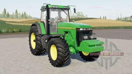 John Deere 8000-serieȿ pour Farming Simulator 2017