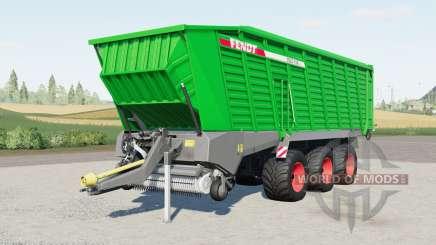 Fendt&Lely Tigo XR 100 für Farming Simulator 2017
