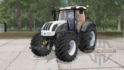 Steyr 6230 CVŦ für Farming Simulator 2015