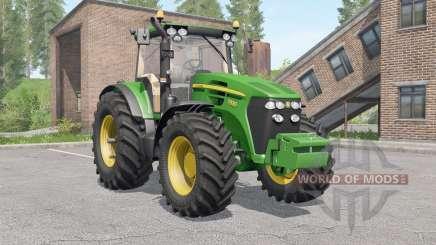 John Deere 7030-serieᶊ pour Farming Simulator 2017