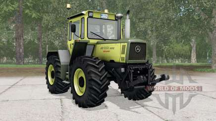 Mercedes-Benz Trac 1800 Intercooleᵲ für Farming Simulator 2015