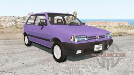 Fiat Uno 3-door (146) 1991 pour BeamNG Drive