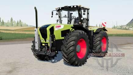 Claas Xerion 3800 Trac VҀ für Farming Simulator 2017