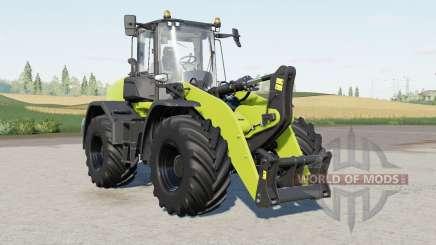 New Holland W190Ɒ für Farming Simulator 2017