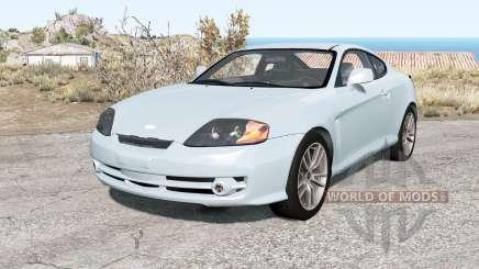Hyundai Coupe (GK) 2002 für BeamNG Drive