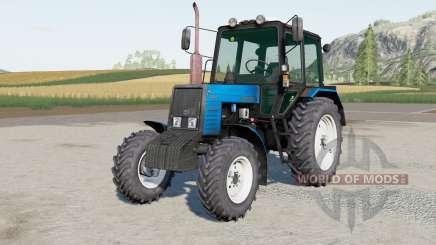 MTZ-1025 Беларуƈ pour Farming Simulator 2017