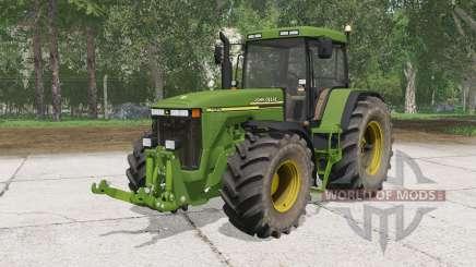 John Deere 8Ꝝ10 für Farming Simulator 2015