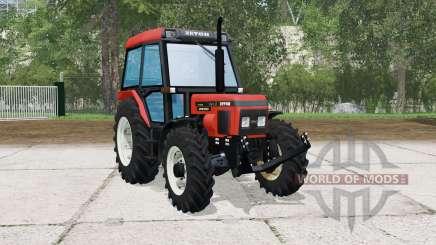Zetor 7340 Turbø pour Farming Simulator 2015
