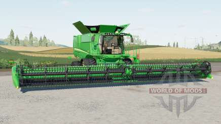 John Deere S700-serieʂ für Farming Simulator 2017
