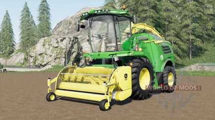 John Deere 8000i-serieᵴ für Farming Simulator 2017