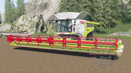 Claas Lexion 8900 TerraTrac pour Farming Simulator 2017