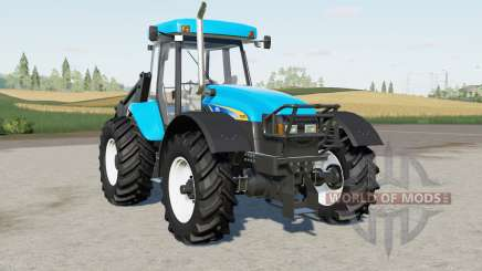 New Holland TV6070 für Farming Simulator 2017